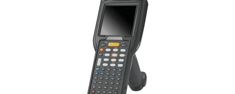 COLETOR ZEBRA MC3200