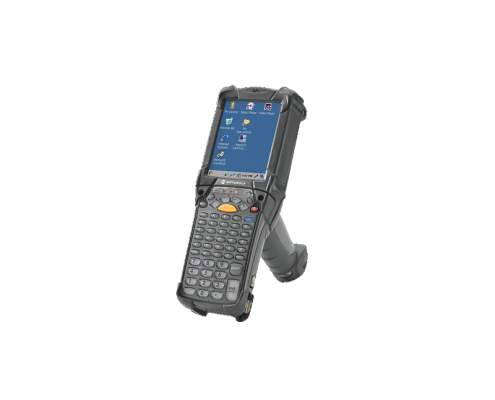 Coletor de Dados Zebra MC9200